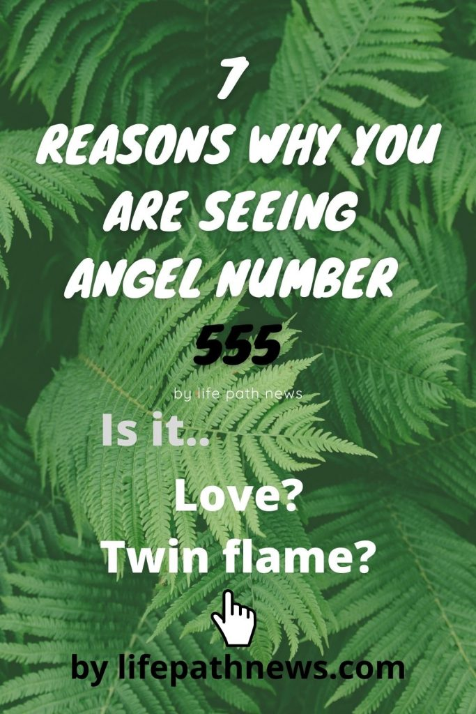 Seeing 5:55 – The Meaning of 555 angel number